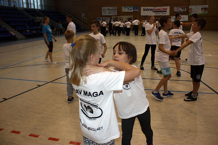 Obóz Krav Maga dla dzieci | Mrzeżyno 2016 | SKMP